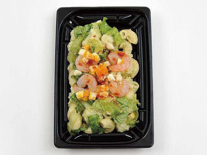 海老とアボカドのディッシュサラダ 画像