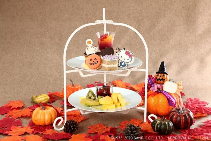 秋の味覚をたっぷり使用したヴィーガンスイーツ