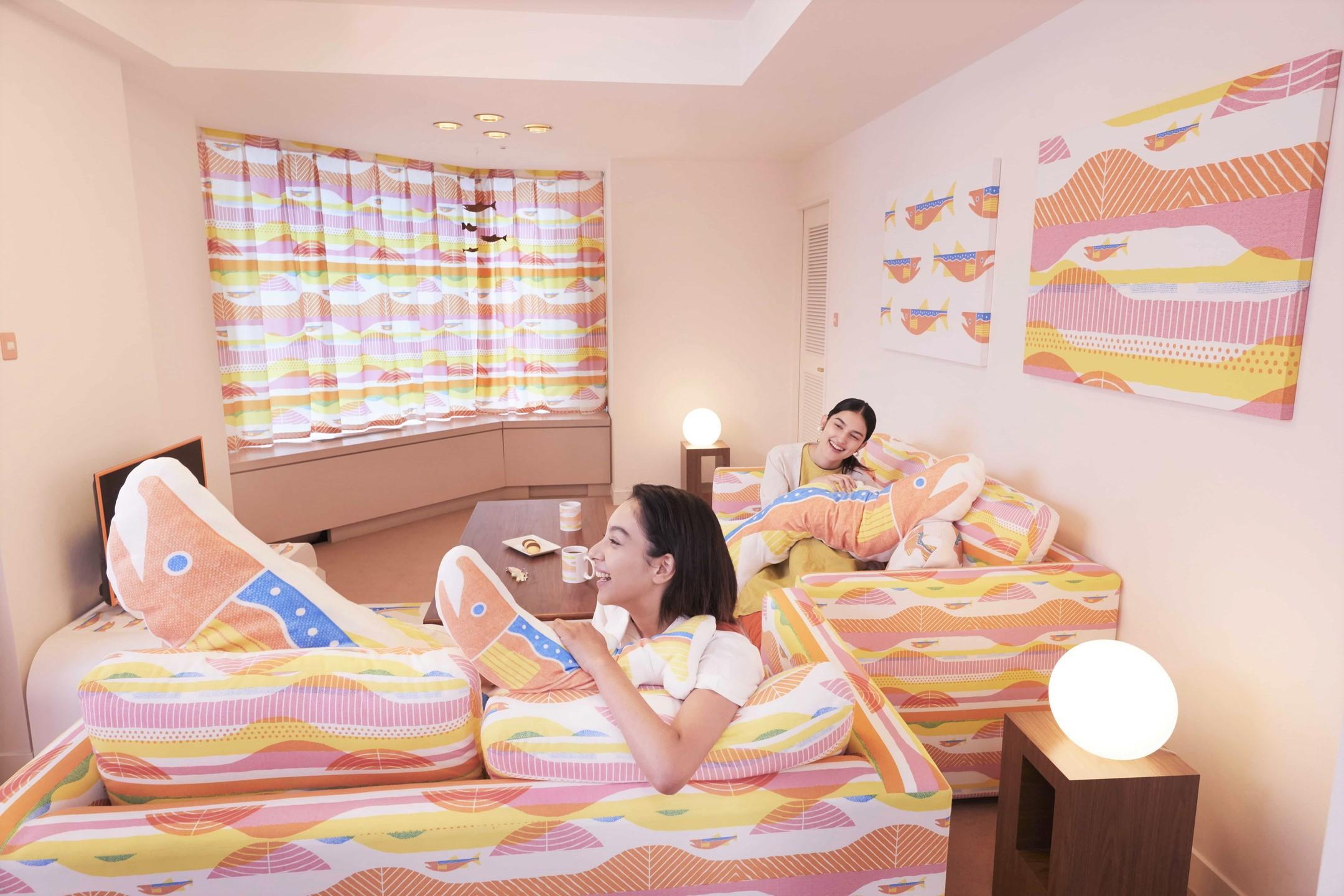 """星野リゾート トマム 味覚はもちろん、客室やアクティビティまで""""鮭""""尽くしのの宿泊プラン「鮭旅(しゃ... 画像"""