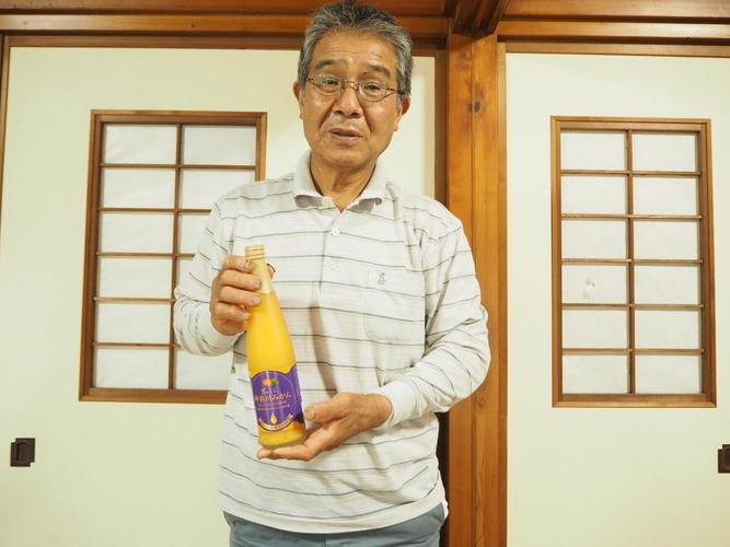 神奈川みかん生産者 野地さん(JAかながわ西湘)