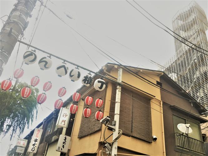 出店する渋谷のんべい横丁