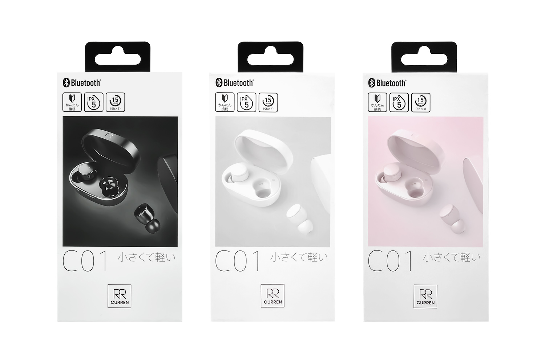 OWL-BTTW-C01のパッケージ