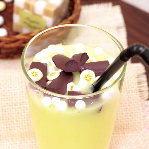 大容量!バナナジュース風スライムキット ¥698