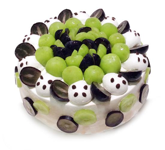 《上野松坂屋店》2種のぶどうのティラミスショートケーキ プライス:1,100円/1ピース