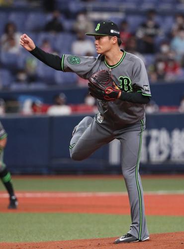 オリックス・山本由伸投手