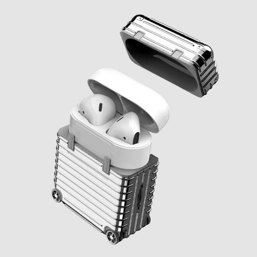 トラベルスーツケースを精巧に再現したデザイン