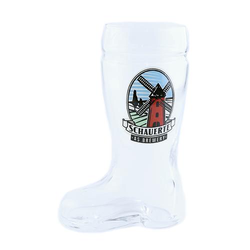 「ビアグラス Boot Windmill」価格:539円/容量:約280ml