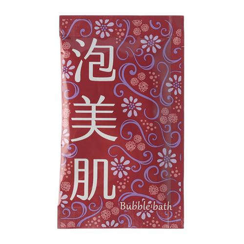 「美肌バブルバス」価格:120円