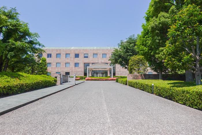 横浜市都筑区にあるキャンパス予定地