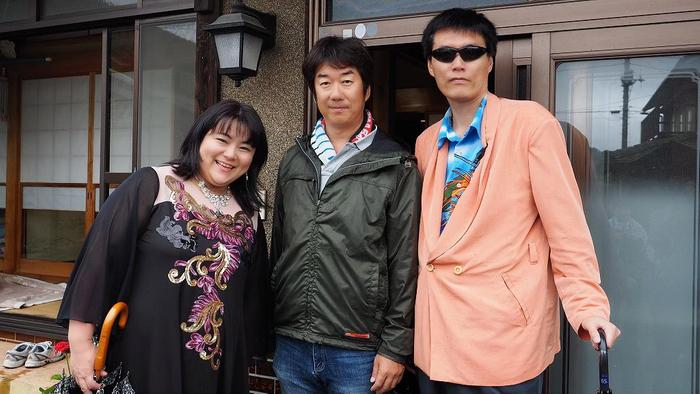 SIZUKU、植田監督、GOD