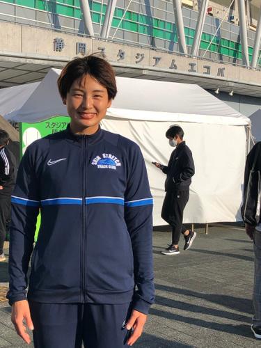 5月1日静岡国際陸上競技大会に出場