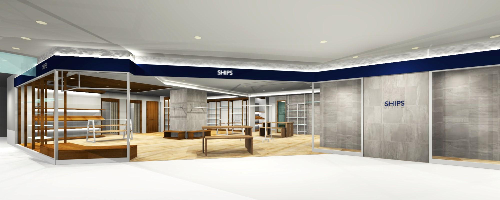 SHIPS 札幌パルコ店