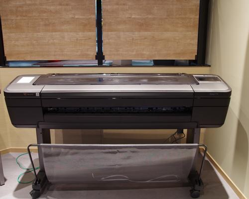 セルフポスター印刷機