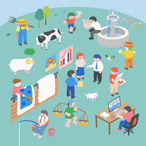 多様な人材採用・多様な働き方。「働く」問題を解決する新規ビジネスを募集中!
