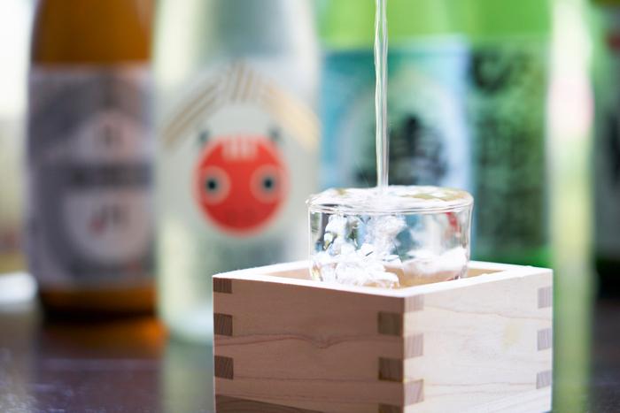 日本酒ペアリングイメージ