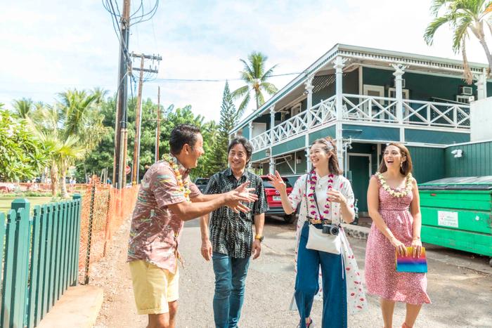 12月1日放送「ハワイに恋して!」③