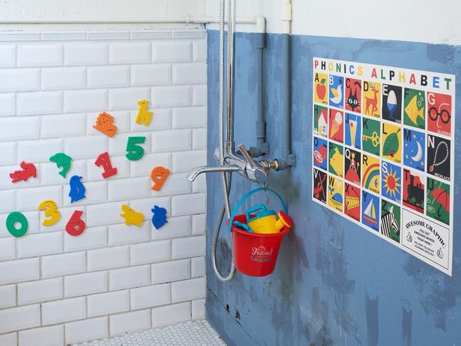 お風呂で遊べる知育グッズ