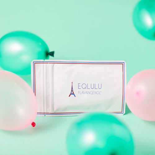 雑誌Sweet美容サプリ部門1位『EQLULU』
