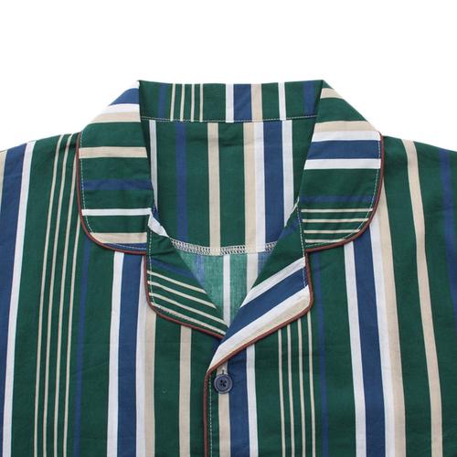 メンズパジャマ Stripe