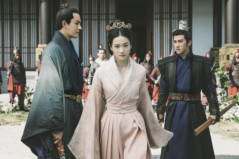 白 華 姫 の あらすじ ドラマ 中国