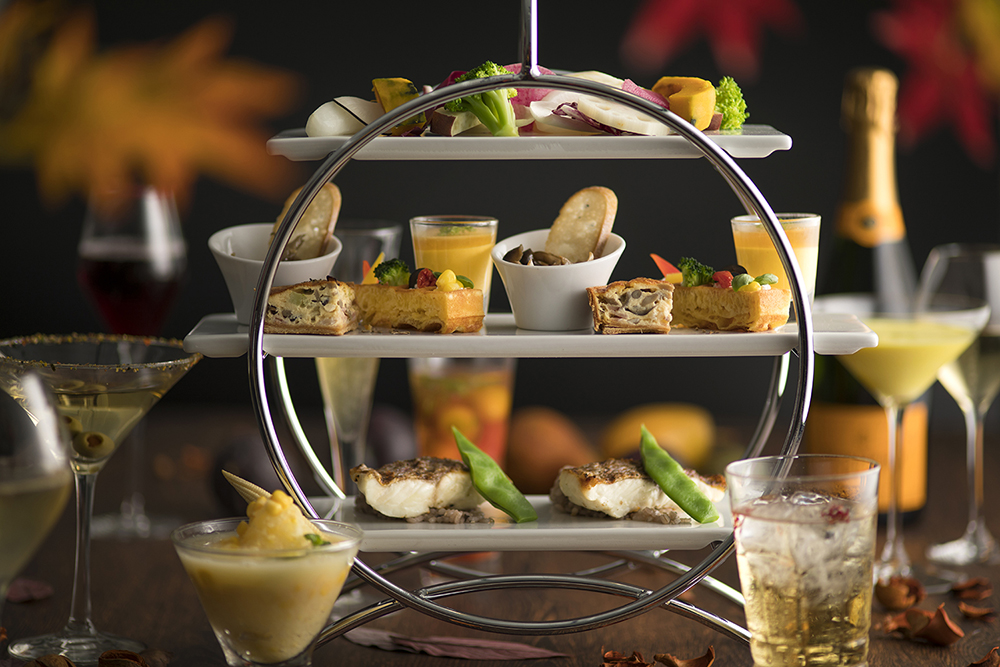 Evening High Tea~Enjoy the taste of Autumn~(2名様分イメージ)