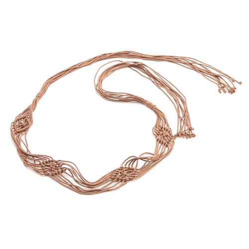 「Weave ベルト」価格:490円/サイズ:約180cm(全長)