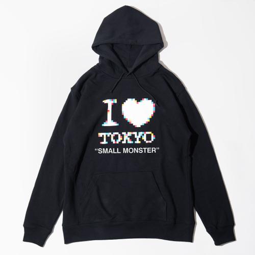 I LOVE TOKYO SHIPS / SMALLMONSTER HOODIE
