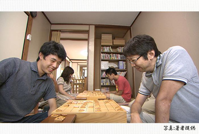 著者・杉本昌隆八段と藤井聡太七段
