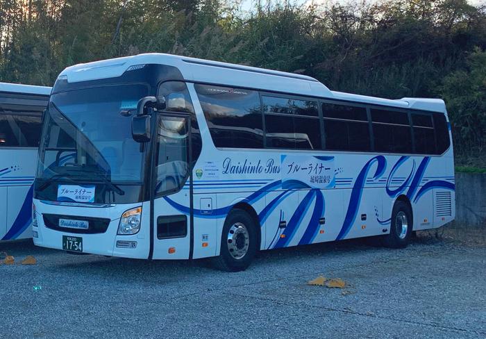 大阪~城崎温泉便の高速路線バス