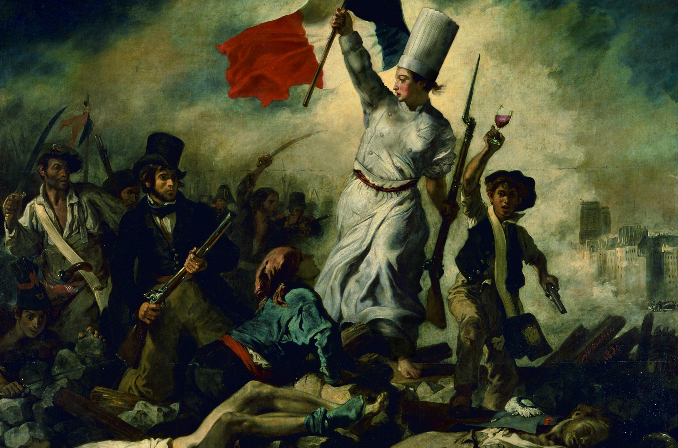 は フランス 革命 と
