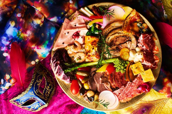 「FESTA ITALIANA!!!イタリアンディナーブッフェ」イメージ写真