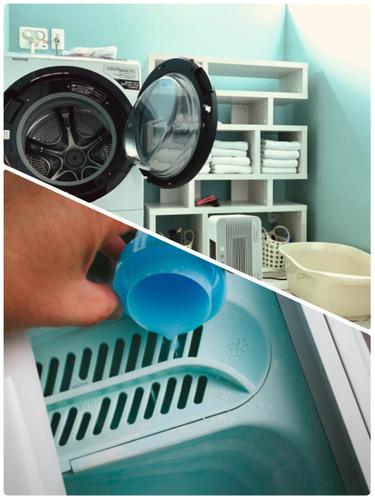 洗濯機で衣類を洗う時にプラスαで生乾き対策