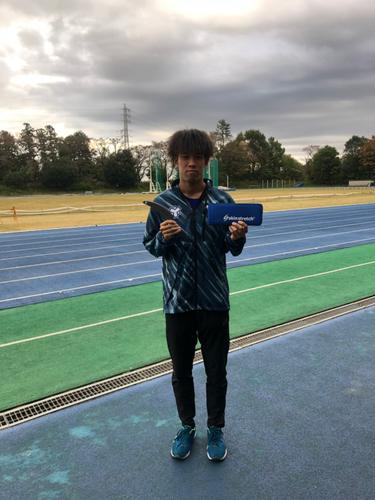 日本体育大学駅伝部山口和也選手