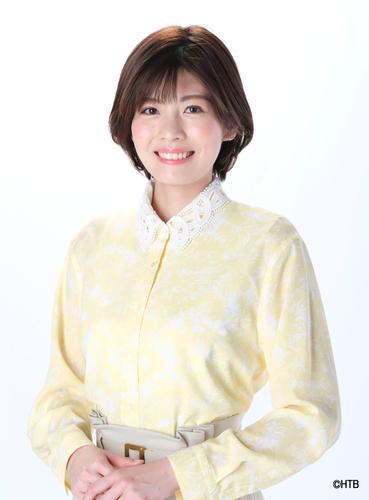 HTB21年10月改編「イチモニ!」田口彩夏アナウンサー(C)HTB