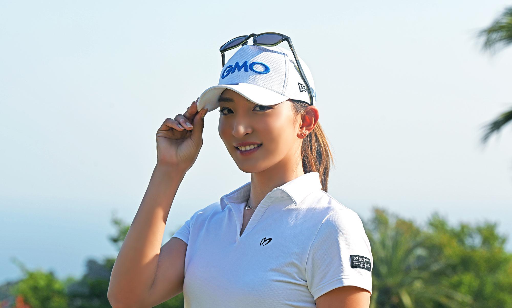 ニューエラがプロゴルファー脇元華との契約を発表 画像