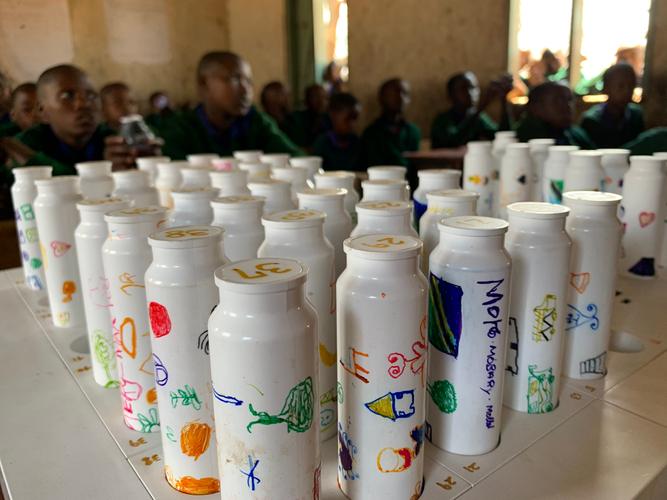 Solar Cow(ソーラーカウ)でアフリカの子供を学校へワープ