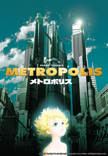 © 2001 Tezuka Productions/Metropolis Committee. All Rights Reserved.