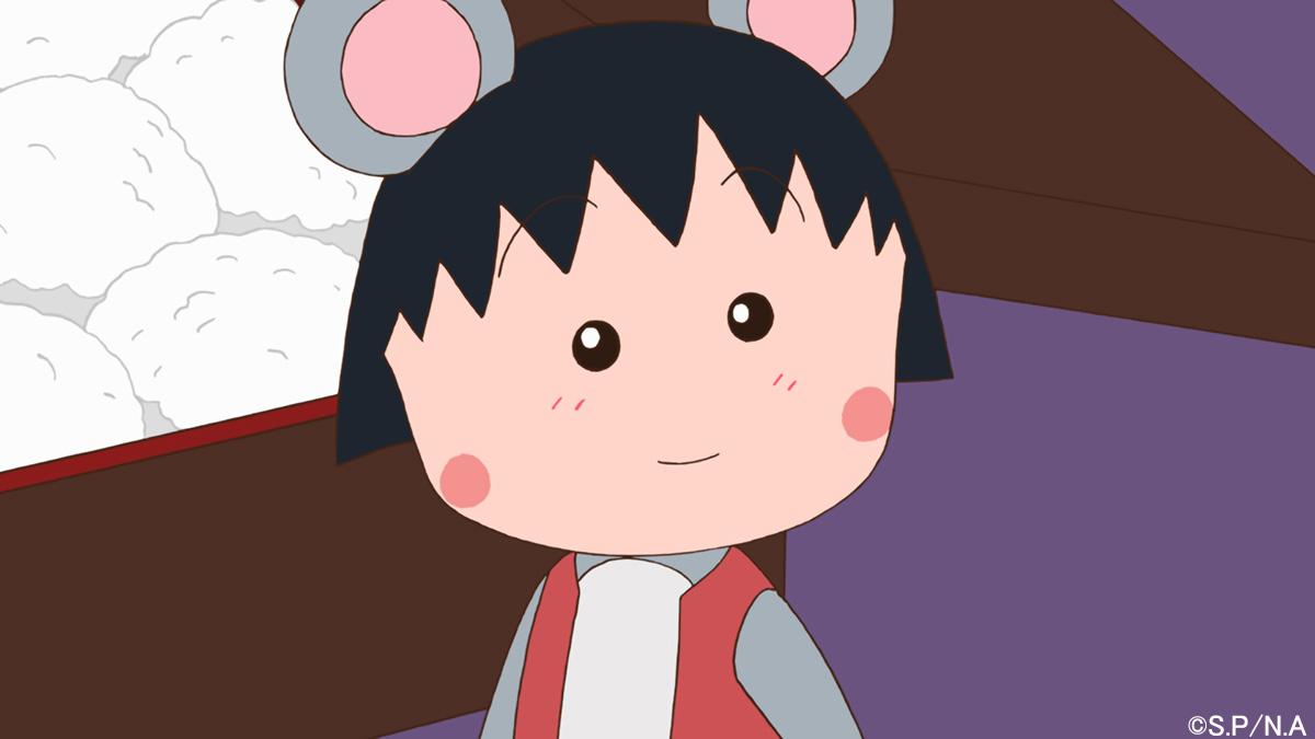 ちびまる子ちゃん アニメ化30周年! 秋のお楽しみメニュー「まる子の昔ばなし」がはじまるよ! ~9月... 画像