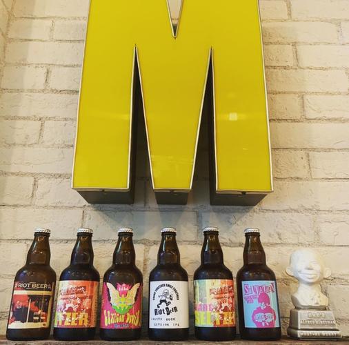世田谷メイドのクラフトビールも楽しめます