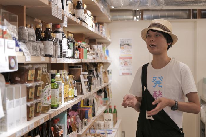 発酵デザイナー・小倉ヒラク