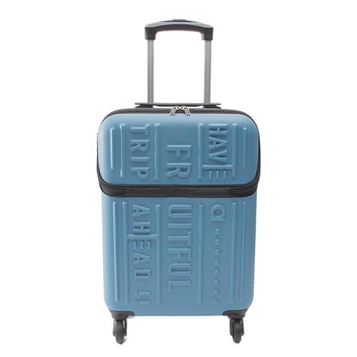 「スーツケース ノートパソコン収納ポケット付き」価格:7,980円/サイズ:W35×D20.5×H53cm